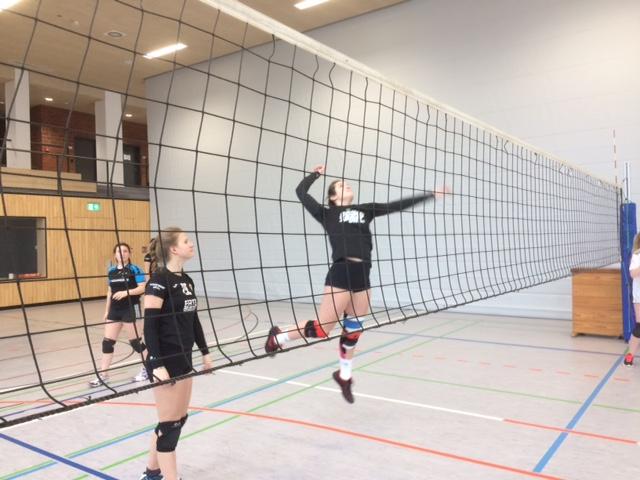 team oberbayern volleyball